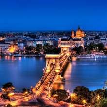 4 notti a Budapest: volo+hotel 4 stelle a 146€
