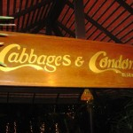 Cabbages and Condoms, Bangkok