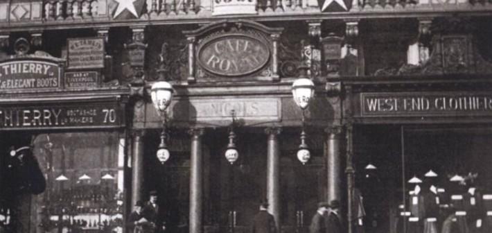 Londra: riapre lo storico Cafè Royale