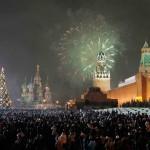 Capodanno, le mete da non perdere - Mosca