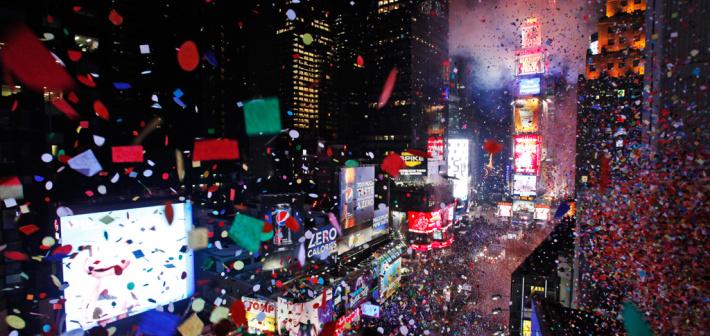 10 mete per un Capodanno 2013 indimenticabile!