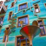 Fullen Wall, Dresda - Il palazzo che suona