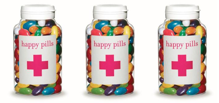 Happy Pills, piccoli momenti di felicità!