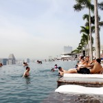 Marina Bay Sands Hotel Singapore - Pool