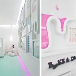 La fabbrica dei sogni: Cioccolato Bakery Boutique - Monterrey, Messico