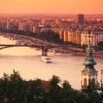 Budapest, il Danubio