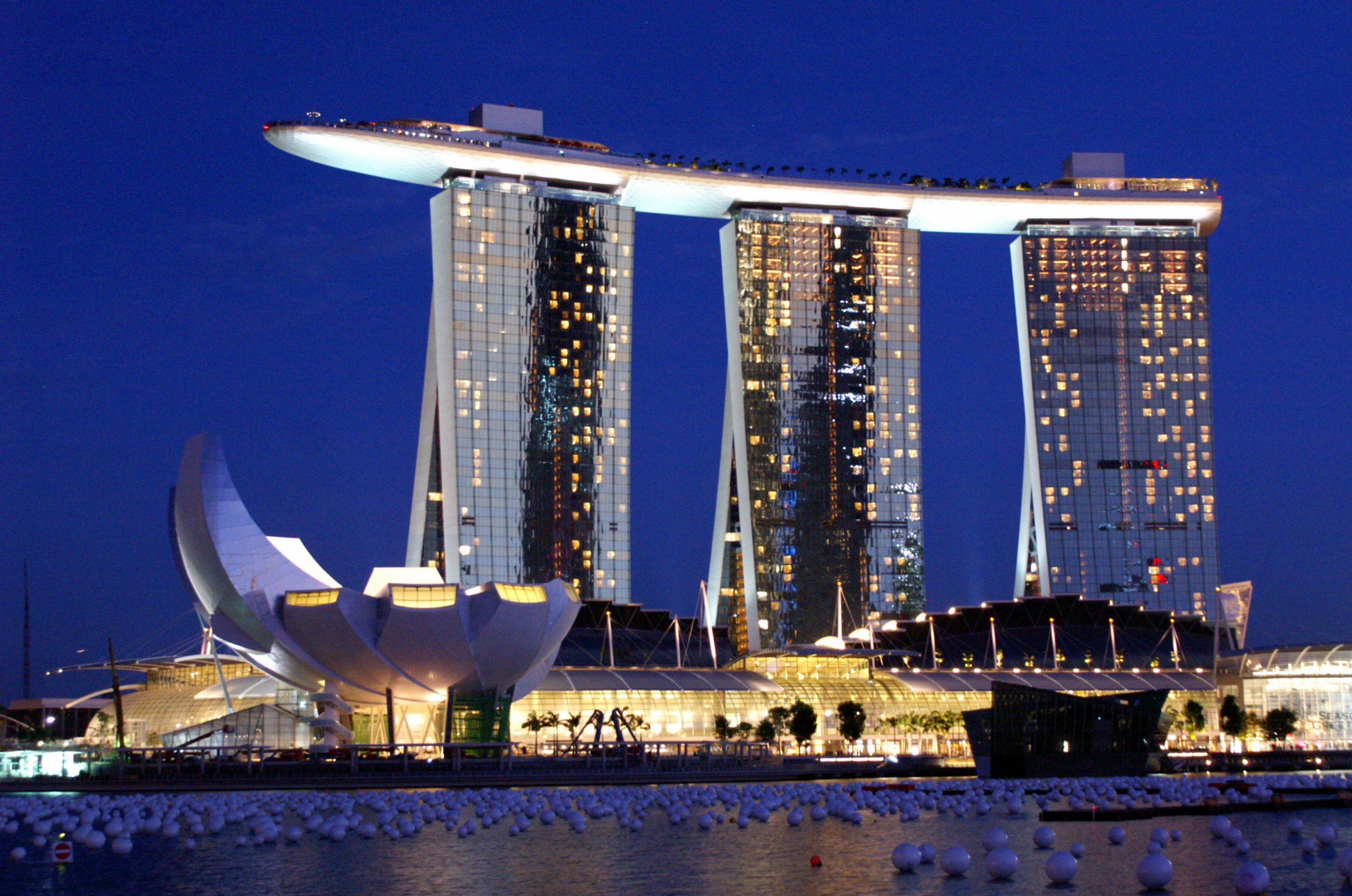 Marina Bay Financial Centre Tower 1 (Commercial Building