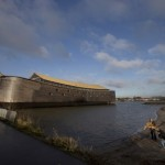 Olanda, ecco la ricostruzione dell'Arca di Noè