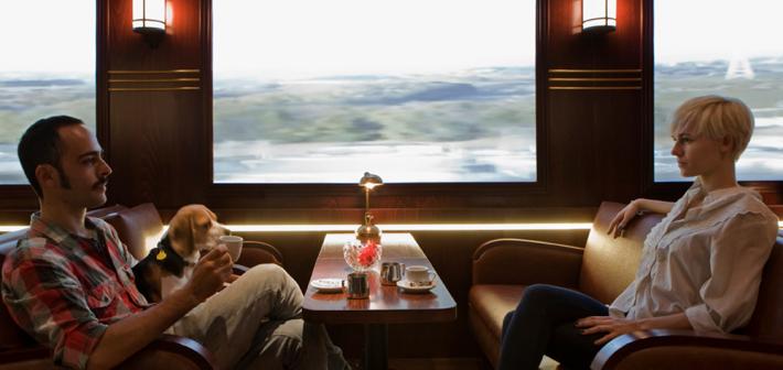 The Passenger, Madrid, Treno o Ristorante?