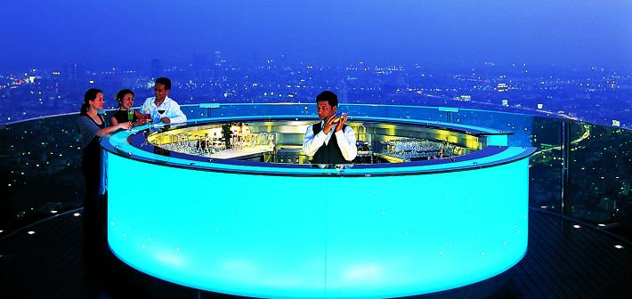 I Rooftop Bars più incredibili del mondo