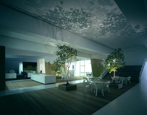 Ecco i 10 uffici pi stravaganti del mondo coolture hunter for Giardino zen interno