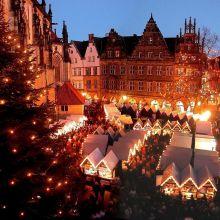 Natale a Friburgo con Mulled Wine e Bretzel