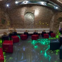 Las cuevas de Sando: sorseggiare un drink in grotta | Madrid