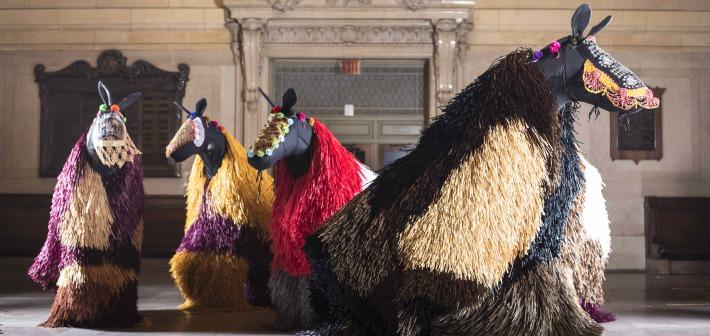 Heard NY: L'arte in arrivo sul primo binario della Grand Central