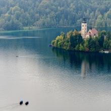 Slovenia, le antiche leggende dell'Isola di Bled