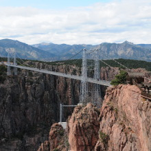 Royal Gorge Bridge and Park, gli sport estremi del Colorado