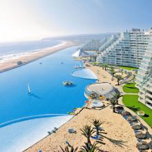 Le 10 piscine più suggestive del mondo