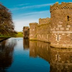Beaumaris Castle,England 9