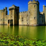 Bodiam Castle East Sussex, England 10