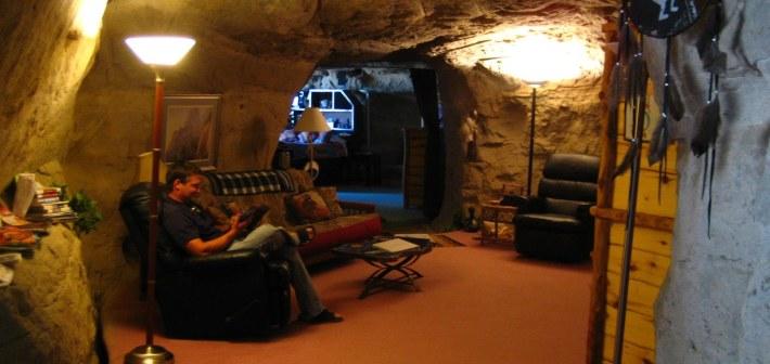 Kokopelli's Cave, il Bed & Breakfast in New Mexico costruito nella roccia