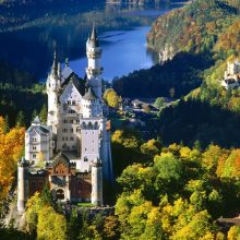 I castelli più incantevoli d'Europa