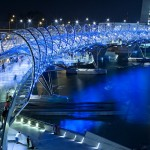 Helix Bridge, Singapore 5