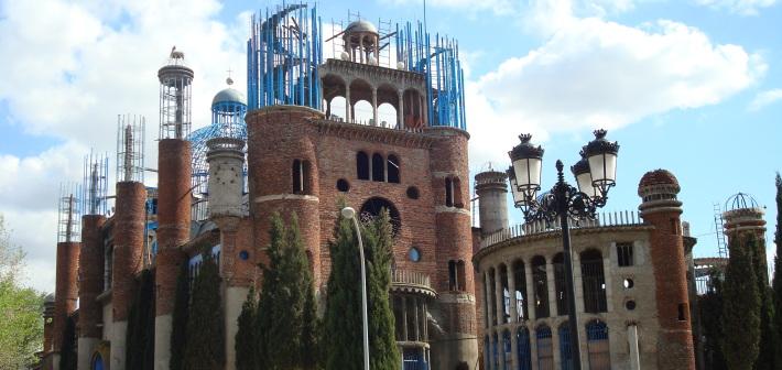 La Cattedrale de Justo, la chiesa costruita a mano da un unico muratore