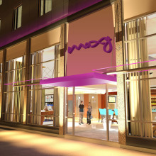 Moxy, il luxury low-cost hotel di Ikea e Marriot