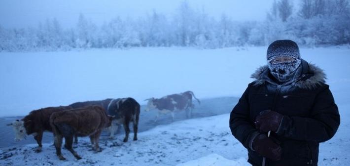 Oymyakon, la città abitata più fredda del mondo