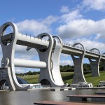 The Falkirk Wheel, Scotland 8