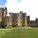 Castello di Alnwick - Esterni di Hogwarts