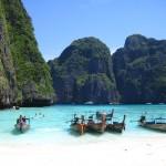 Phi phi island, Thailandia