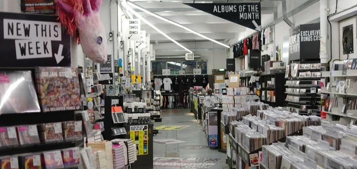 I negozi di dischi più belli del mondo