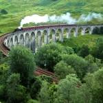 Viadotto di Glenfinnan - Hogwart's Express