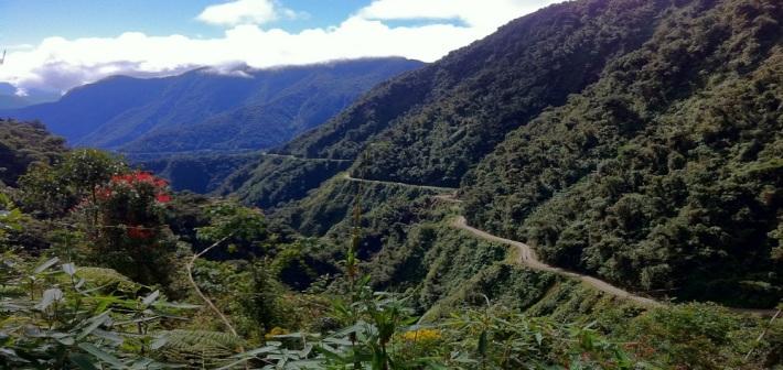 Il Camino de la Muerte, la strada più pericolosa ed affascinante del mondo