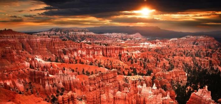 I posti più belli dove assistere all'alba
