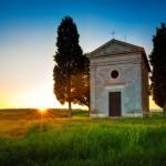 Cappella di Vitaleta, Toscana