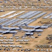 Davis-Monthan Air Force Base, il cimitero dei cacciabombardieri divenuto museo