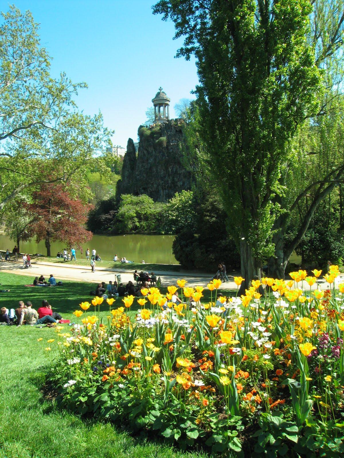 Parigi 10 cose da fare gratis coolture hunter for Giardini meravigliosi