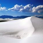 Il deserto Bianco.