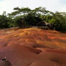 I magici colori delle 7 Terre di Chamarel, Mauritius