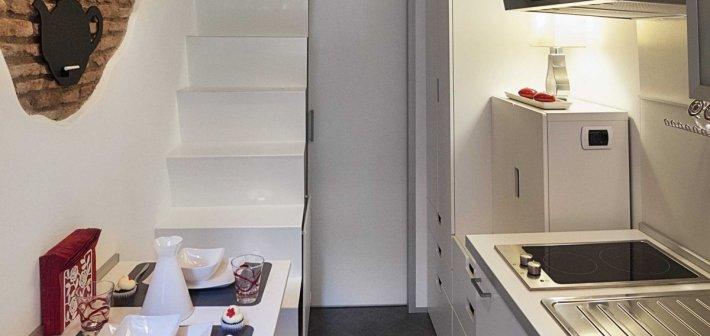 I 5 appartamenti più piccoli del mondo
