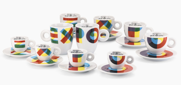 Illy, quando il caffè diventa una miscela d'arte e gusto.