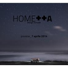Hometta, la redazione mobile tra editoria e design