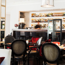 Vogue Café: mangiare di gusto, ma con gusto!