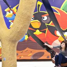 In Finlandia nasce il parco giochi dedicato agli Angry Birds