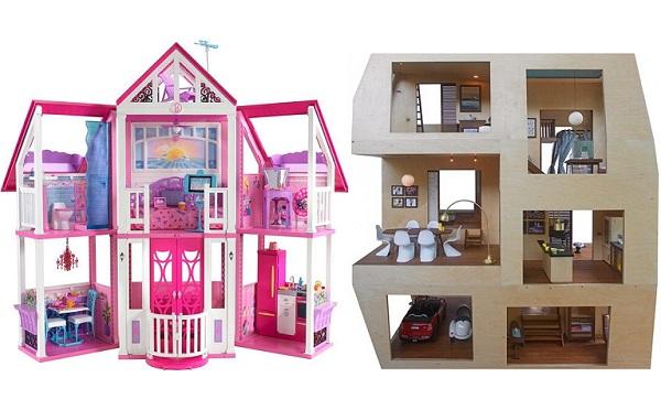 Awesome 5 Coolture Hunter   Arreglar La Casa De Barbie .