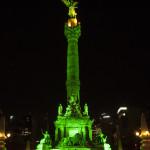 L'angelo dell'indipendenza, Parigi