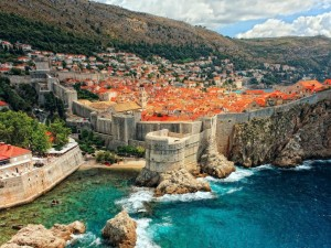 Dubrovnik/ Approdo del re