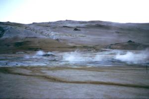 Sorgenti del Lago Myvatn